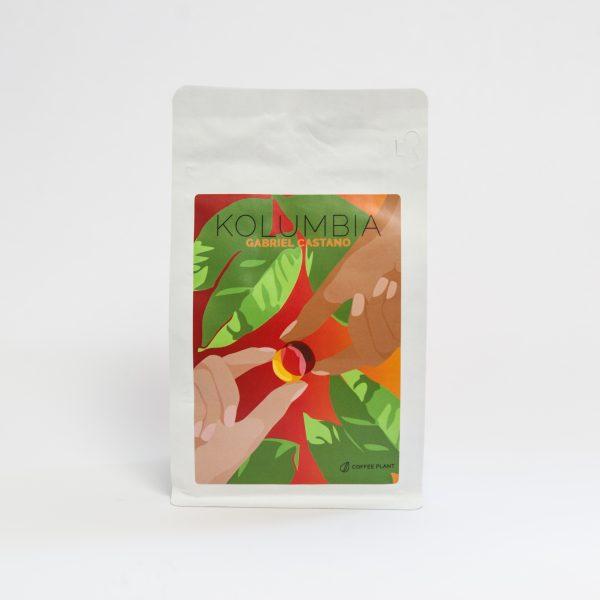 Coffee Plant Kolumbia Gabriel Castano 250 g