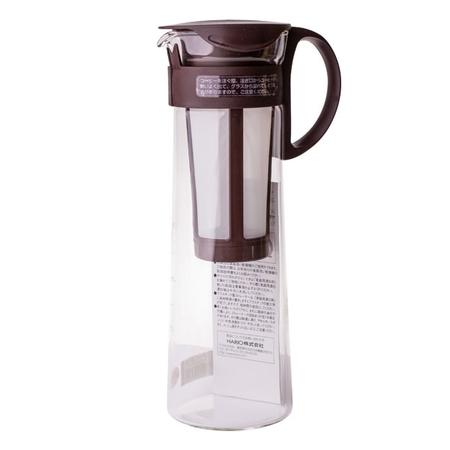 Hario Mizudashi Coffee Pot brązowy 1l