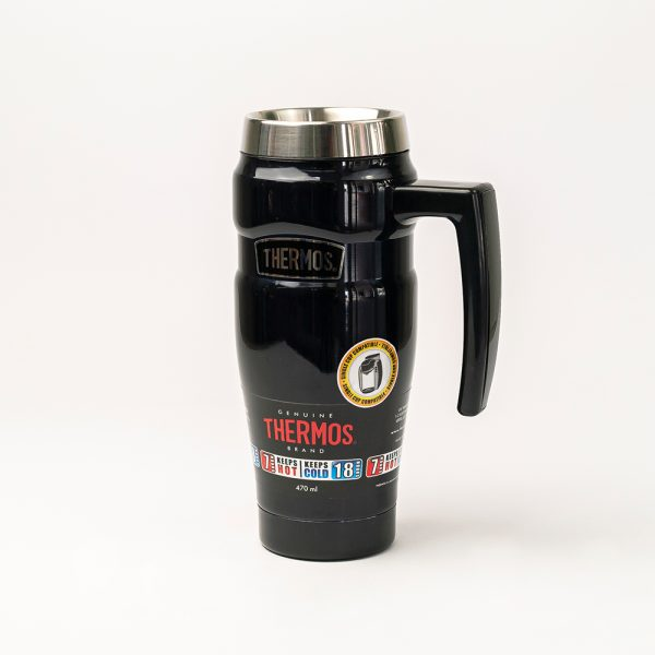 Wodoszczelny termokubek Thermos z uchwytem