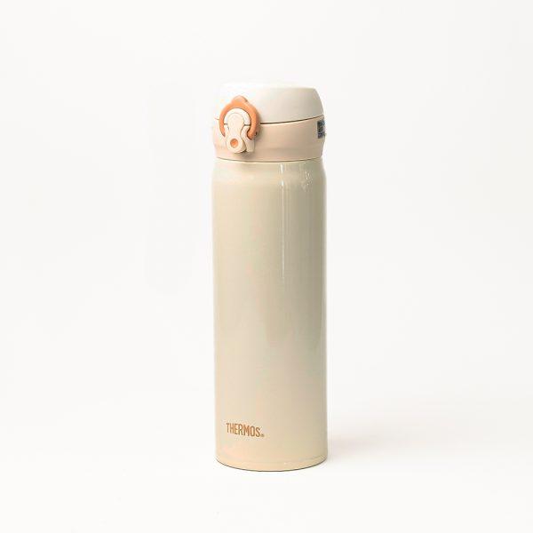 Mobilny termo kubek Thermos – perłowo biały