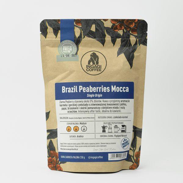 Brazil Peaberries Mocca 250g