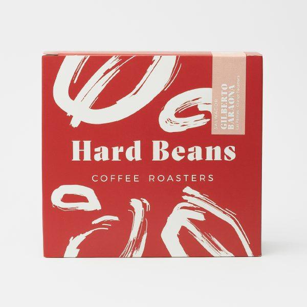 Hard Beans Salwador 250 G
