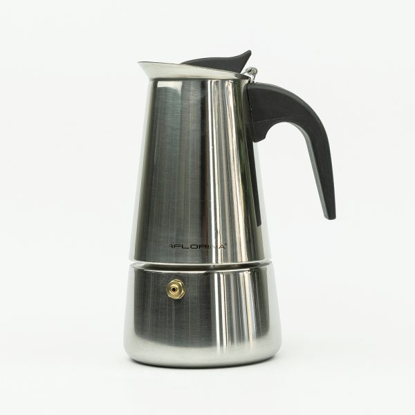 Kawiarka stalowa Florina Lungo 4tz