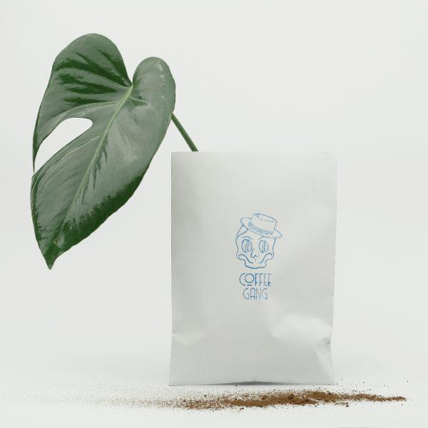 Organiczny nawóz kawowy