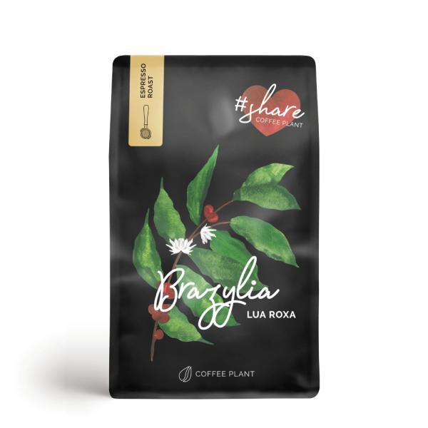 Coffee Plant Brazylia Lua Roxa 250 g