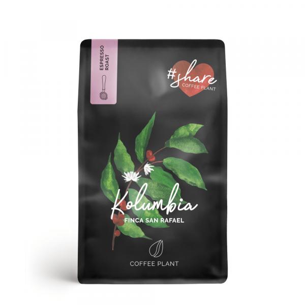 Coffee Plant Chiny Yirong 250 g